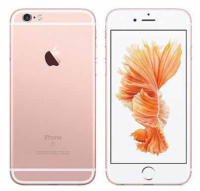 Apple iPhone 6s (A1700) 16G 金色