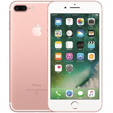苹果 Apple iPhone7 Plus 手机 玫瑰金色 移动联通电信4G 128GB ROM