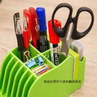 创意笔筒 时尚办公用品礼品 简约桌面收纳件