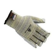 代尔塔202012防切割牛皮手套