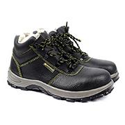 代尔塔301104中帮加绒安全鞋