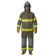 雷克兰OSX-B美标消防战斗服