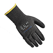 翰辉NJ384 13针HPPE/玻纤芯掌浸超细发泡手套
