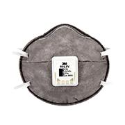 3M 9913V KN90/GP1 带呼吸阀防颗粒物活性炭防尘口罩