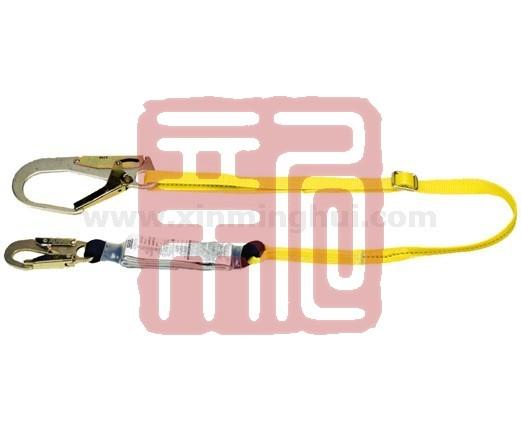 梅思安 9302003 沃克曼单腿吸震绳,长度可调节,65mm开口锚点挂钩封面