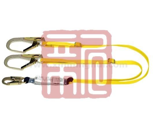 梅思安 9302004 沃克曼双腿吸震绳,长度可调节,65mm开口锚点挂钩封面