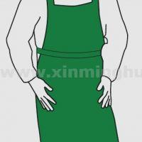 微护佳 MC4000 GR40-W-99-212-00绿色围裙