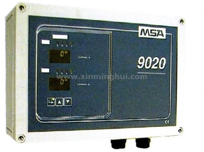 梅思安 10106822 9020壁挂式2通道控制器