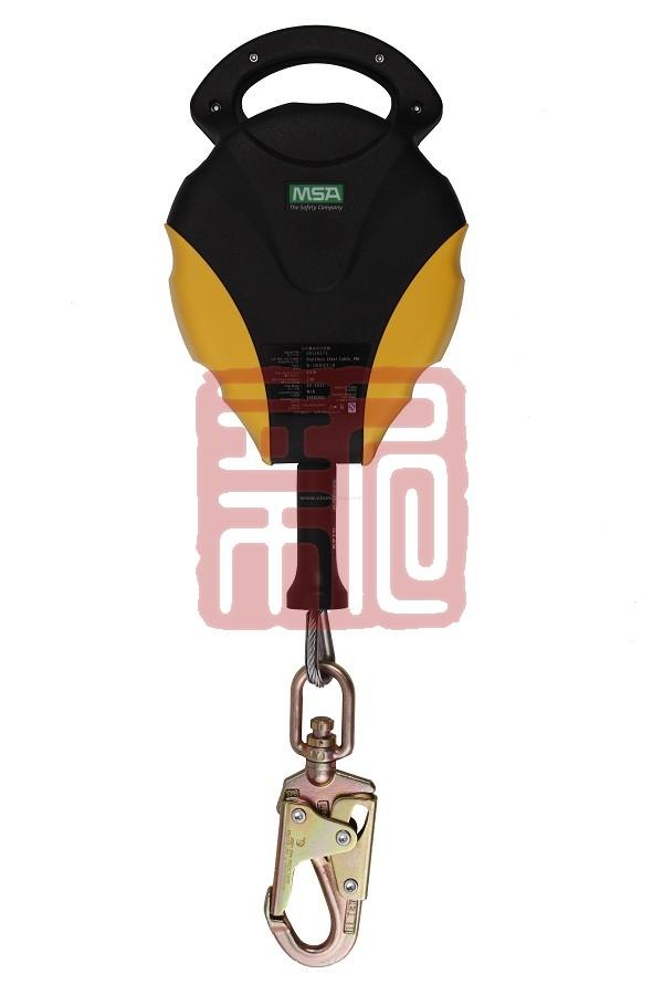 梅思安 10126173 沃克曼速差器(9m不锈钢钢缆)封面