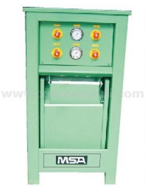 梅思安 3585020G CFS-2AS两工位防爆充气箱(带调压功能)
