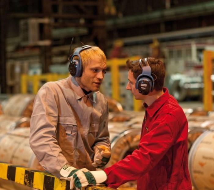 梅思安 10111832 左/右系列多保型电子防噪音耳罩(退市)