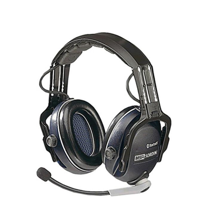 梅思安 SOR85000蓝牙智能耳罩(9913168)