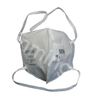 世达HF0204V KN95折叠式口罩带阀封面