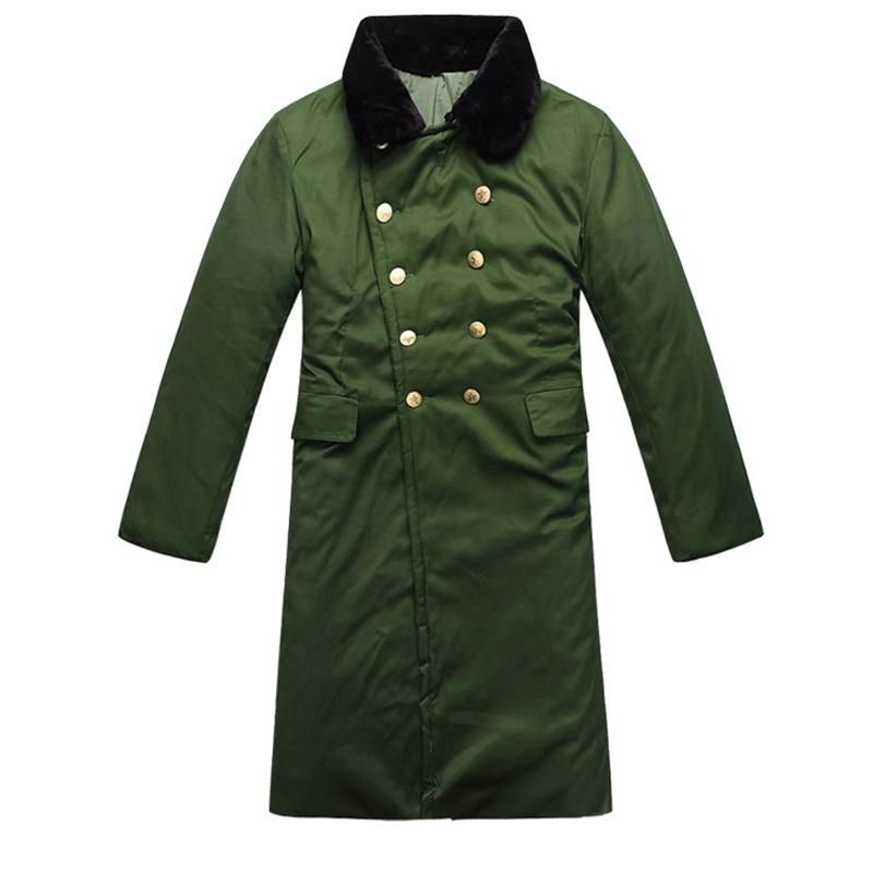 百劳汇95-006长棉大衣(A级)