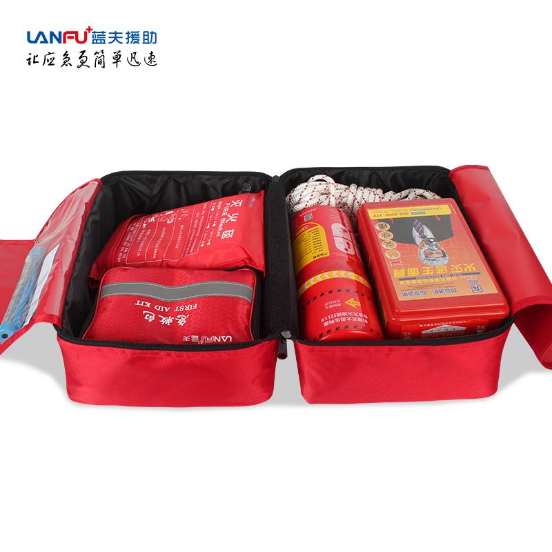蓝夫LF-12101家庭急救箱