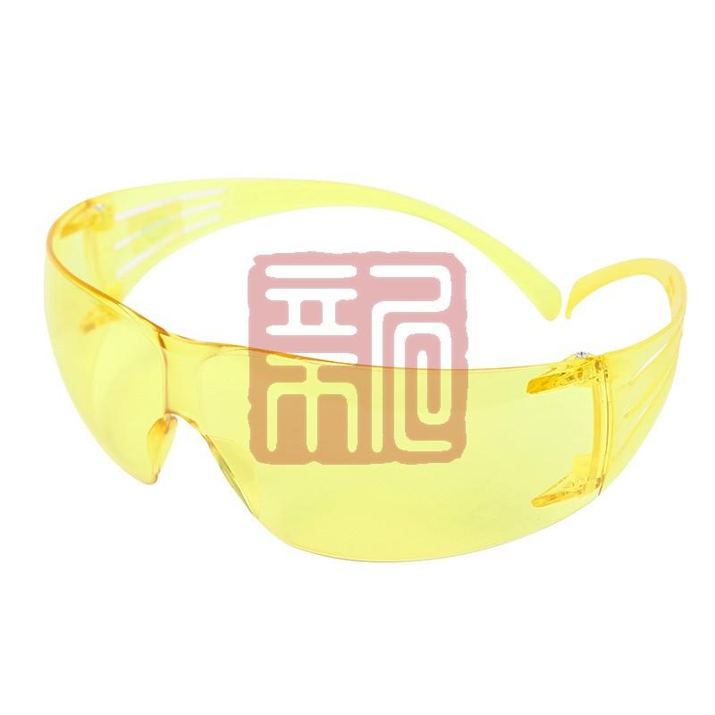 3M SF203AF黄色防雾防护眼镜封面