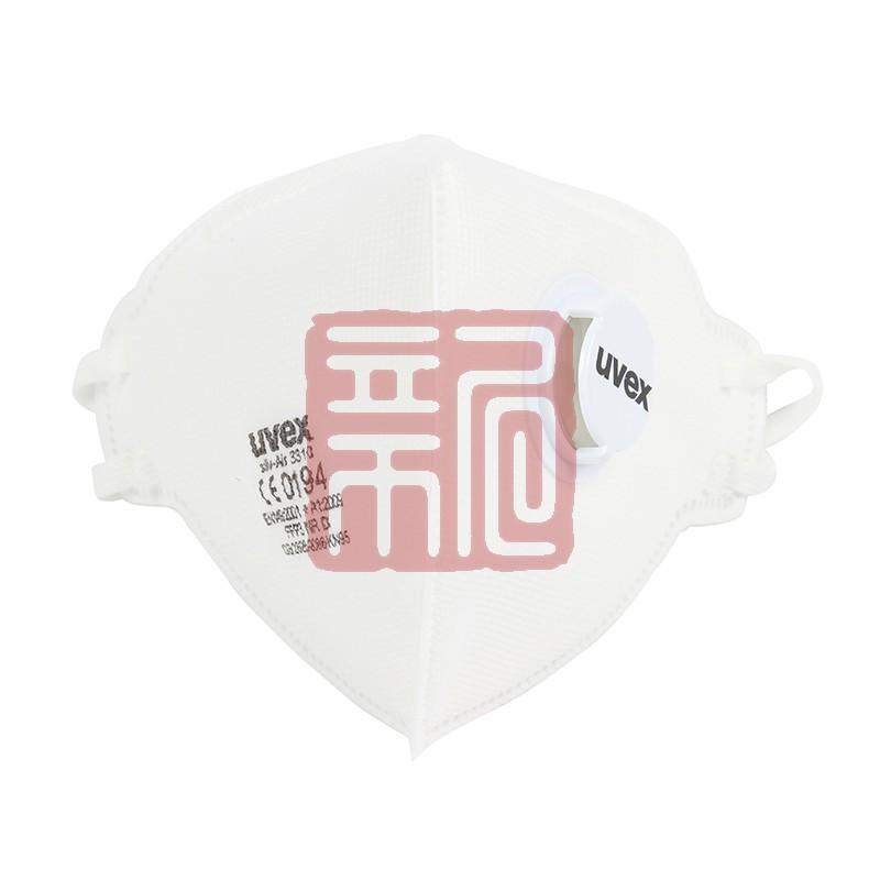 优唯斯8733310折叠式防尘口罩带阀封面