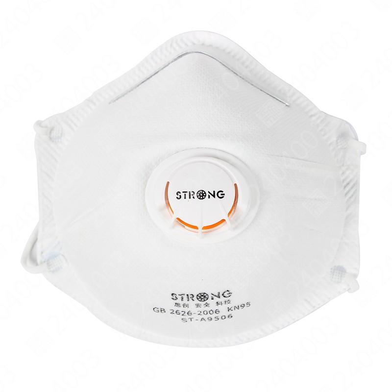 思创ST-9506罩杯式防尘口罩封面