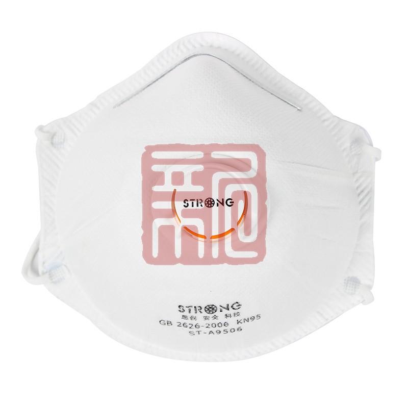 思创ST-A9506L罩杯式防尘口罩封面