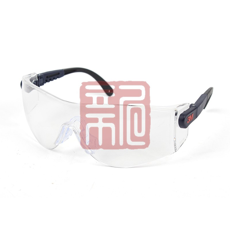 3M 10196超轻舒适型防护眼镜封面