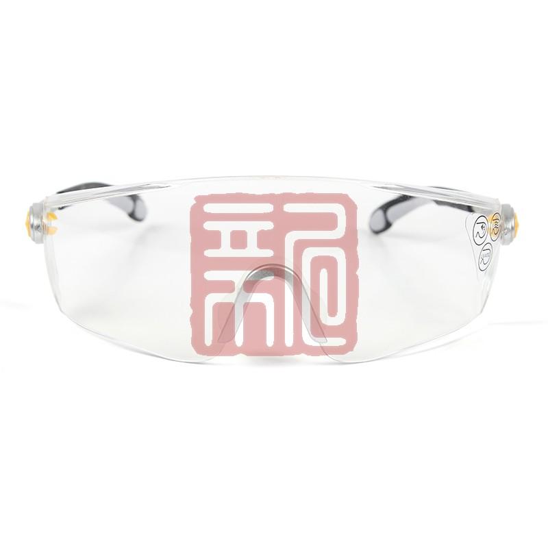 代尔塔101115 LIPARI2 CLEAR舒适型安全眼镜封面