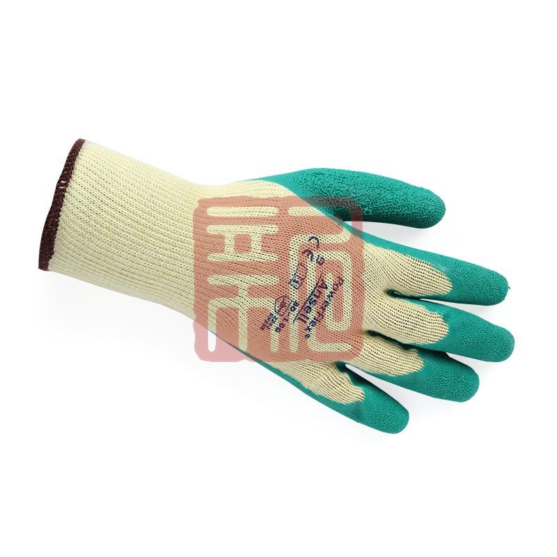 安思尔Ansell 80-100-9天然橡胶涂层手套封面