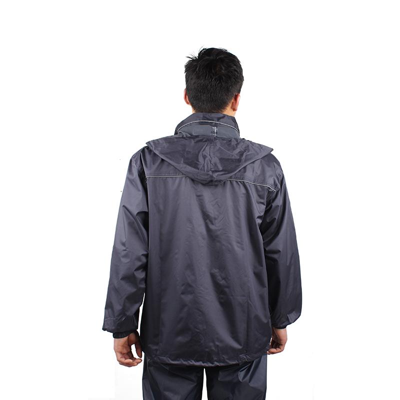 红豆 HD8504 雨衣 蓝色