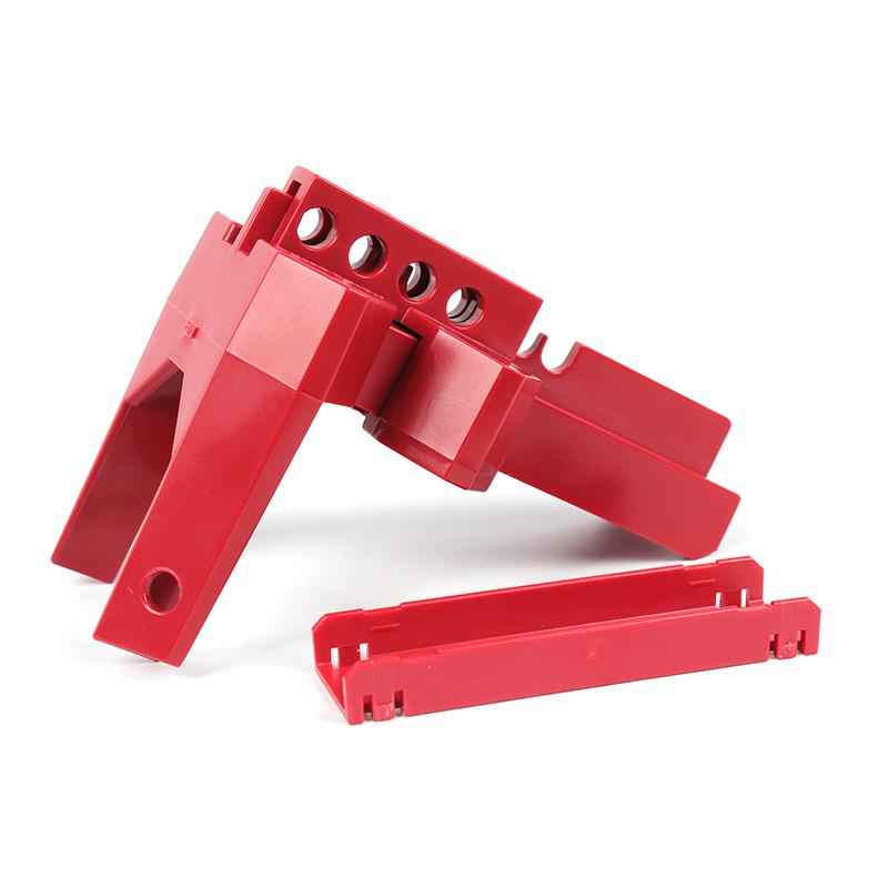 玛斯特S3081安全类/SAFETY可调型球阀锁具