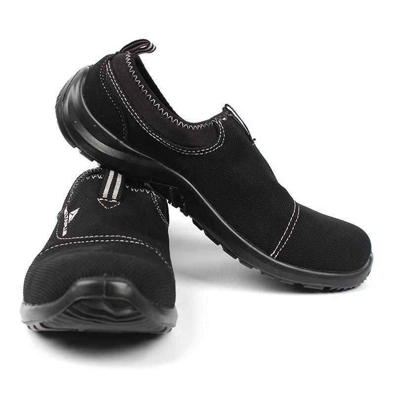 代尔塔301215 MIAMI S1(黑色)松紧系列安全鞋