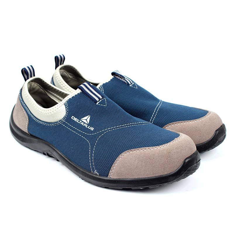 代尔塔301216 MIAMI S1P(蓝色)松紧系列安全鞋