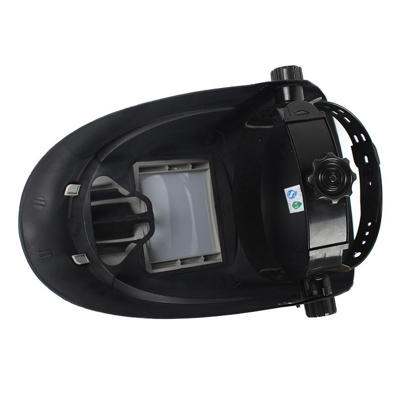 3M PS-100电焊面罩(退市)(替代款100V黑玻璃焊帽11号)