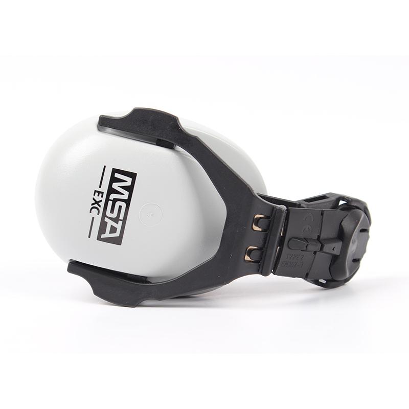 梅思安 SOR10012 卓越型头盔式防噪音耳罩
