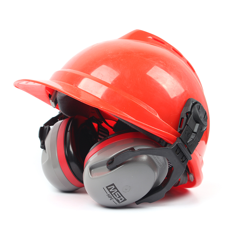 梅思安 SOR12012 HPE高舒型头盔式防噪音耳罩