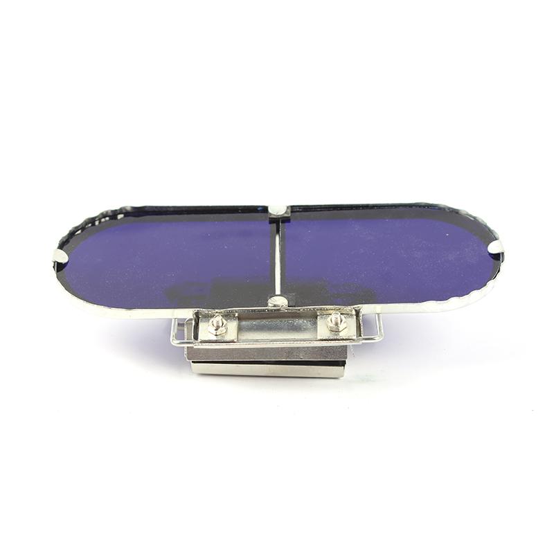 以勒 1918炼钢镜