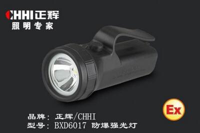 正辉BXD6017防爆手电筒