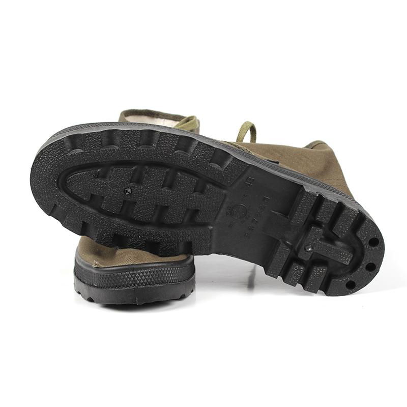 天津双安高帮耐油鞋(绿色) 40