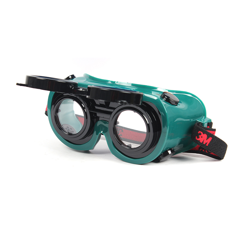 3M 10197 焊接眼罩(W5镜片 防刮擦涂层)