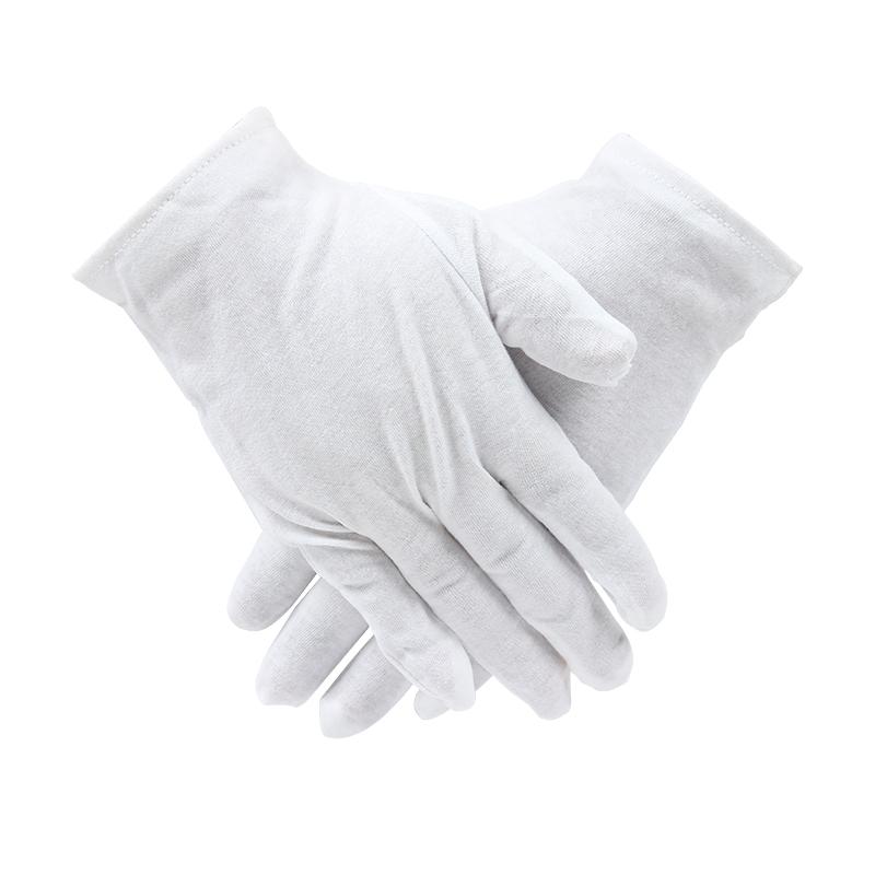 百劳汇棉毛作业手套