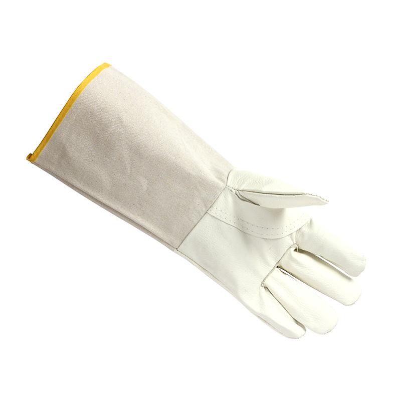 帆布电焊手套