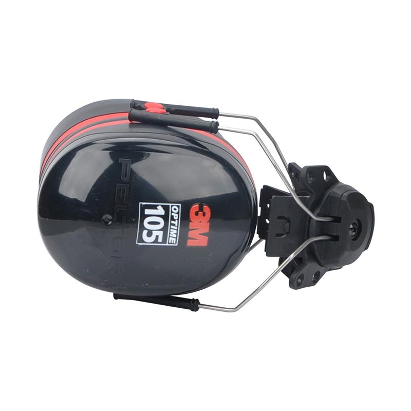 3M PELTOR H10P3E 挂安全帽式耳罩(SNR34dB)