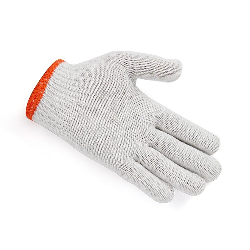 1.1斤十针加密线手套 (橙把)