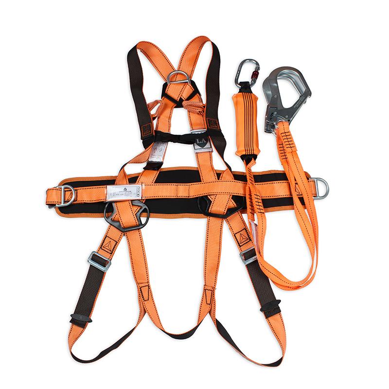 代尔塔506102 ENKIT02舒适型防坠套装
