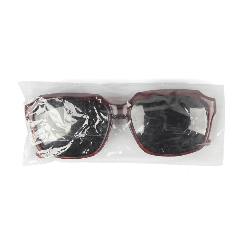 盒装电焊眼镜(细镜腿含金属丝)
