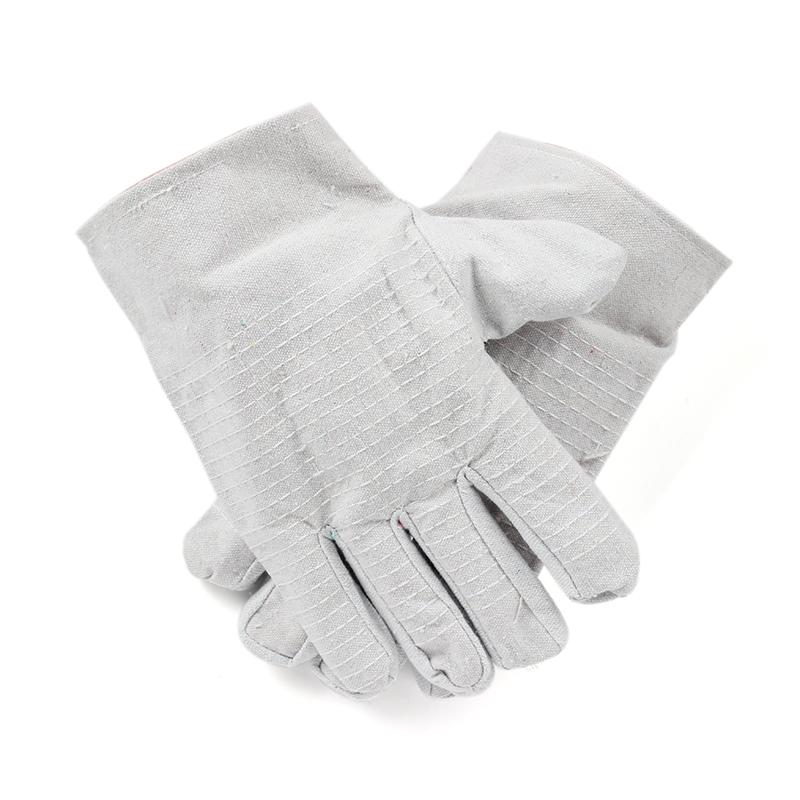 2X2白帆布手套