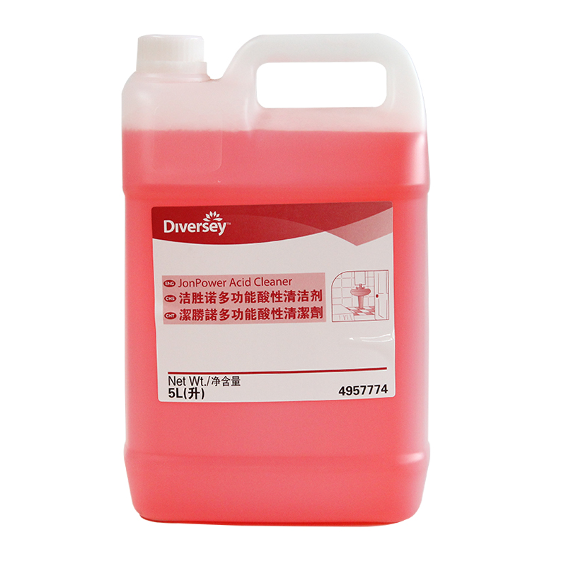 庄臣泰华施4957774洁胜诺多功能酸性清洁剂