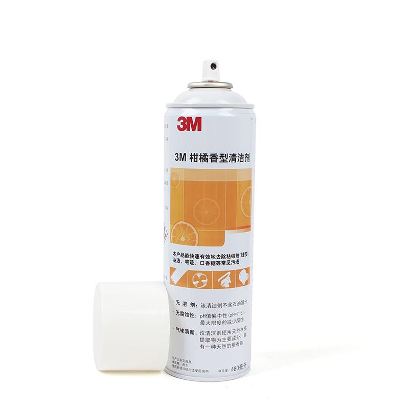 3M 柑橘香型清洁剂
