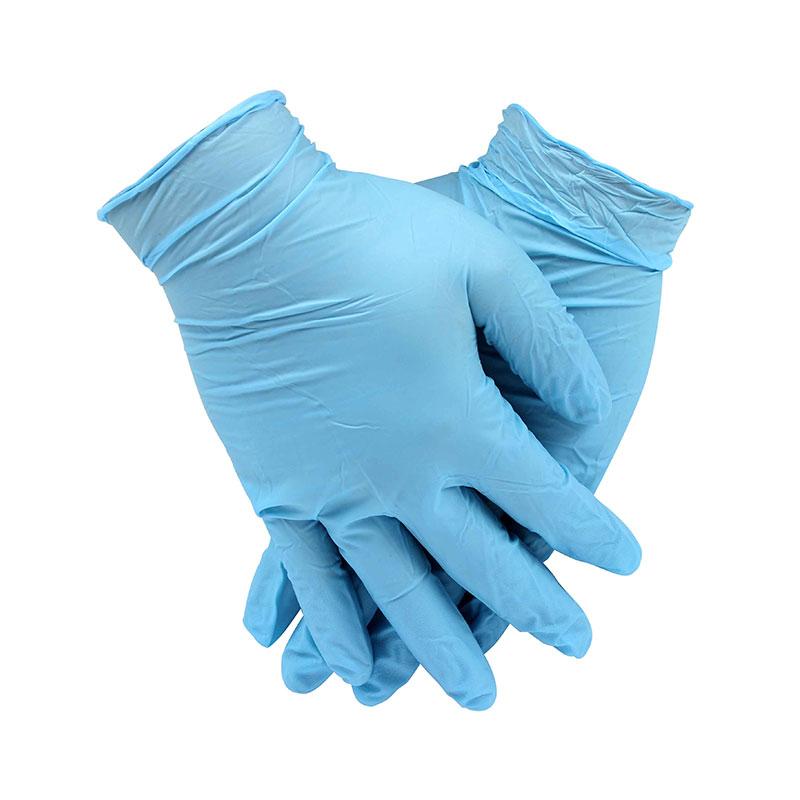 安思尔Ansell 92-670A一次性丁腈防化手套