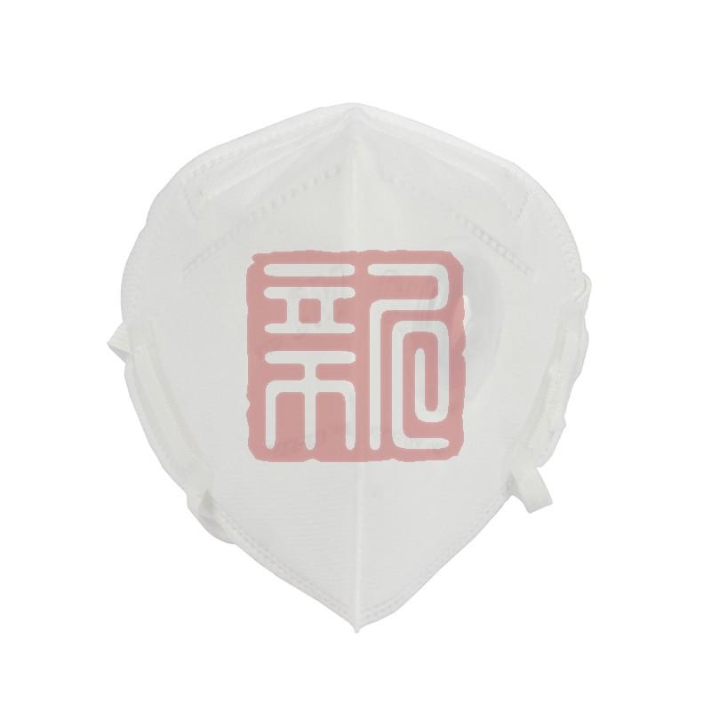 朝美6002A-3带呼吸阀口罩(头戴式)封面