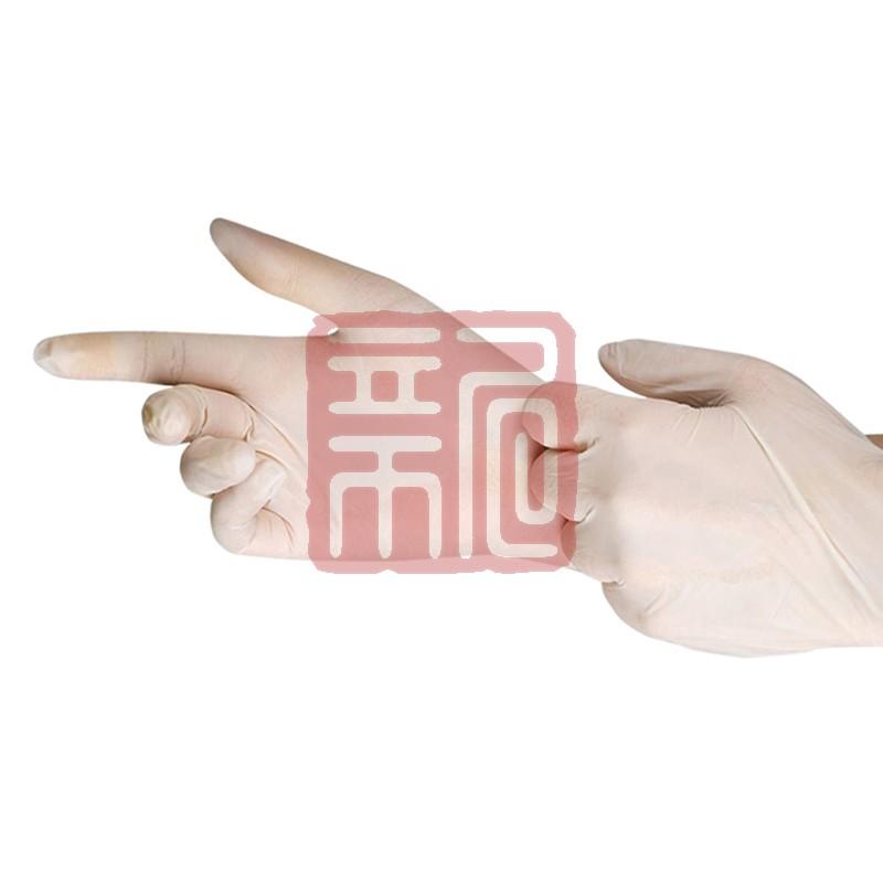 AMMEX爱马斯PFS 一次性使用灭菌橡胶外科手套(无粉,麻面)6.5(原型号TLFCMDSS)封面
