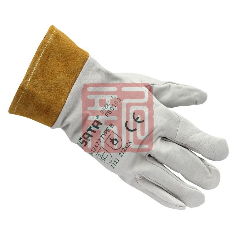 世达FS0109 氩弧焊接手套封面